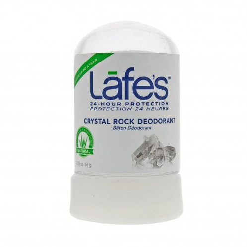 Desodorante Natural Cristal Mini Stick 63g - Lafe's