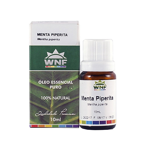Óleo Essencial Menta - Mentha Piperita 10ml - WNF