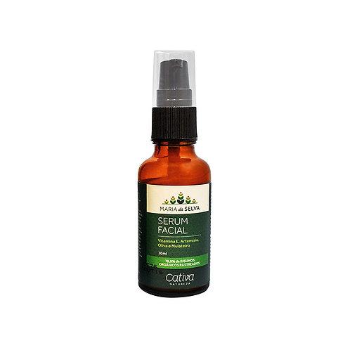 Serum Facial Maria da Selva Orgânico Vegano 30ml - Cativa