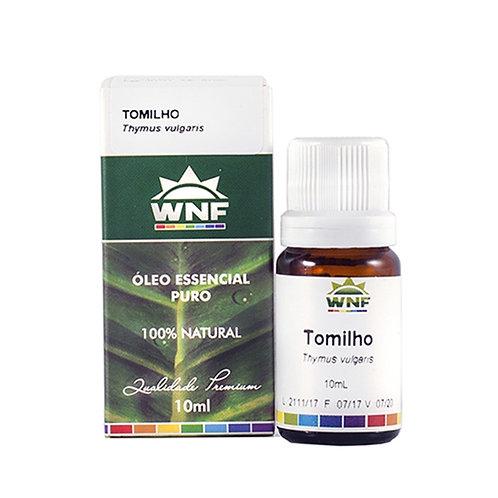 Óleo Essencial Tomilho - Thymus Vulgaris 10ml - WNF