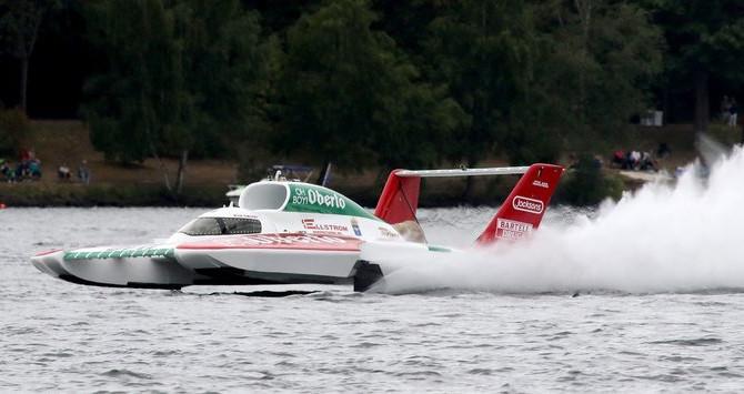 Penalties spoil Oh Boy! Oberto's weekend in Seafair hydro races