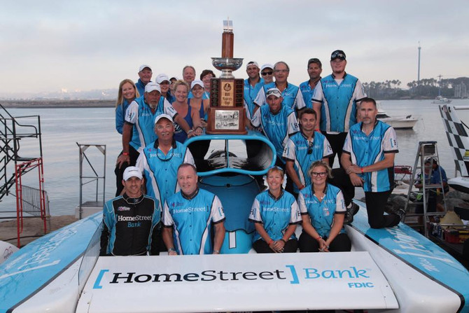 Shane, HomeStreet Bank Win San Diego Race, High Point Titles