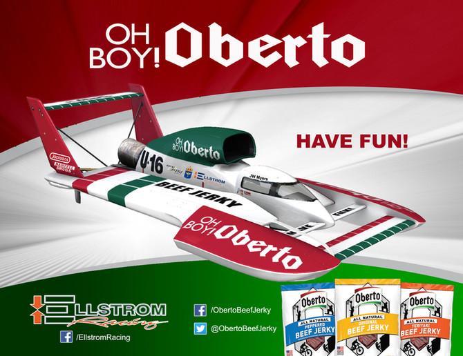 OH BOY! Oberto At Seafair!