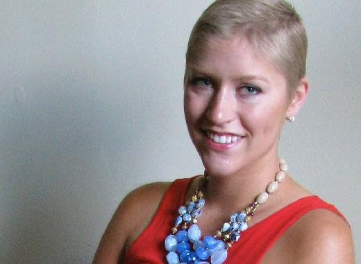 Christen Heye Nominated For LLS Woman of the Year