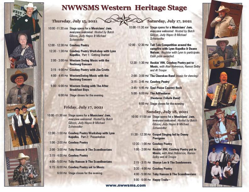 2021 NWWSMS King County Fair Program cop