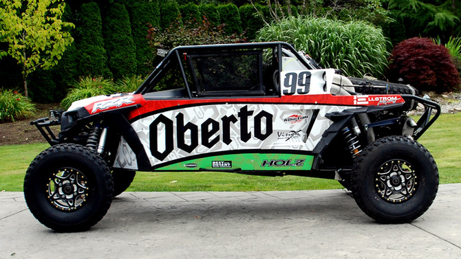 Vegas to Reno Next Up For Ellstrom Racing And Oberto