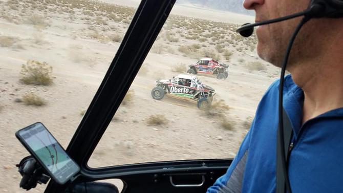 Frustration At The Mint 400