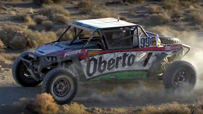 Ellstrom/Oberto Racing Prepares For Season Ender