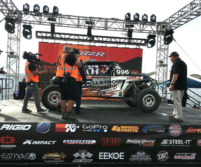 Ellstrom Racing Impressive at Mint 400!