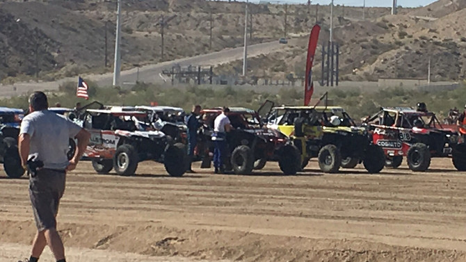 UTV World Championship Ends Early