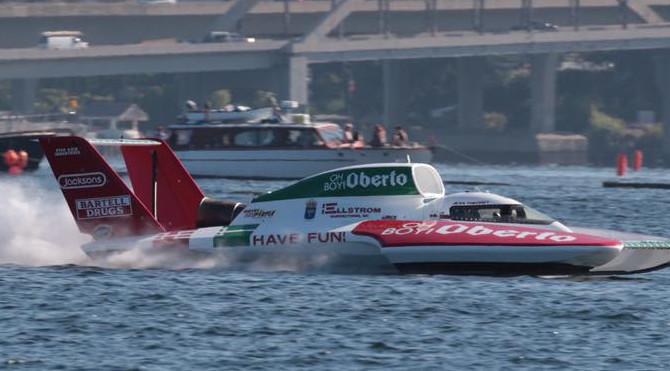 OH BOY! Oberto Top Seafair Qualifier!