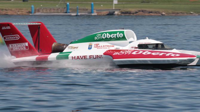 OH BOY! Oberto Top Qualifier