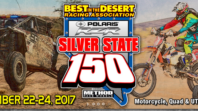 Next Up - Silver State 150