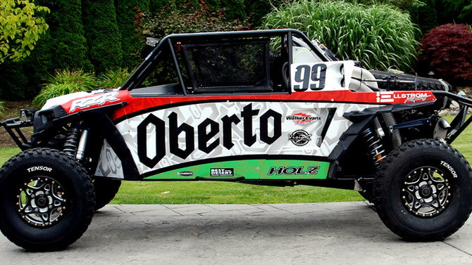 Ellstrom/Oberto Racing Set For 2018
