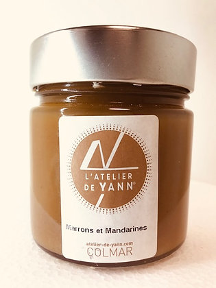 Confiture de Marrons et Mandarines