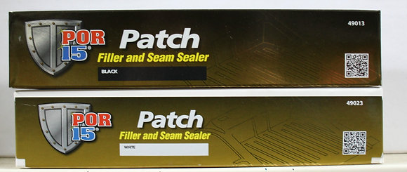 Patch Filler and Seam Sealer 118ml Black or White