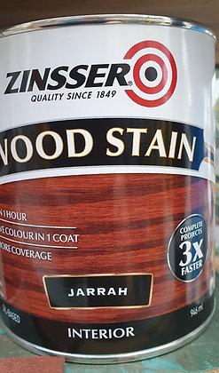Zinsser Interior Wood Stain 1Lt Jarrah