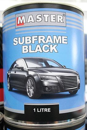 Master Subframe Black 1Lt