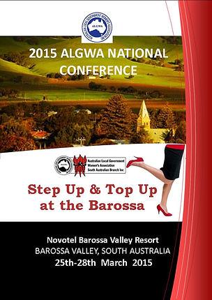 ALGWA Conference Book
