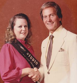 Pat Boone, Jenny Loftes