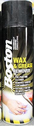 Boston Wax & Grease Spray 400gm