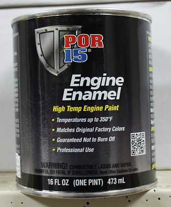 Engine Enamel 473ml Available in 16 Colours