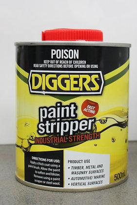 Diggers Paint Stripper 500ml