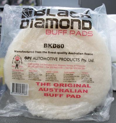 Black Diamond Buff Pad- tie back