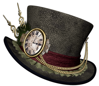 Mad Hatter's hat