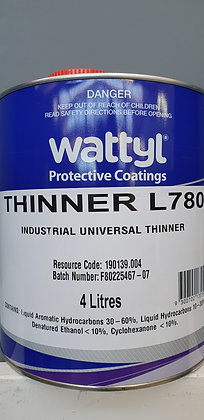 All Purpose THINNERS L780 4ltrs