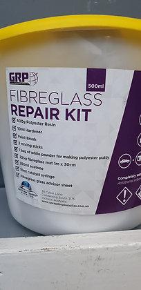 Fibreglass Repair Kit 500ml