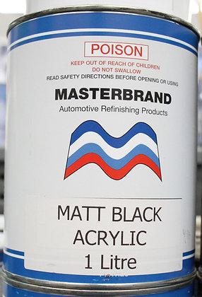 Masterbrand Black Matt 1Lt