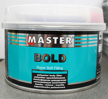 Master Bold Super Soft Filling 1Lt