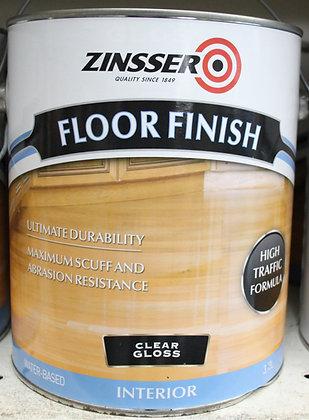 Zinsser Water Based Floor Finish Gloss 4L