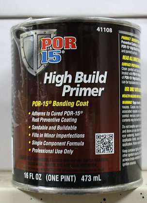 High Build Primer 473ml