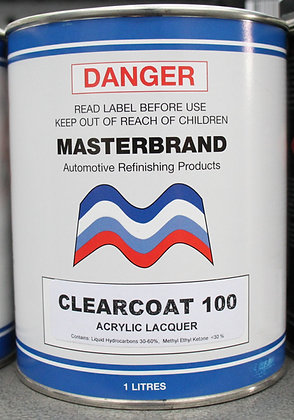 Masterbrand Clear Coat 1Lt