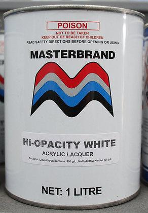Masterbrand Hi-Opacity White 1Lt