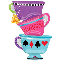 Mad Hatters tea-party