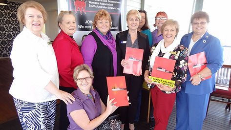 Australian Local Government Women's Assoc. Board