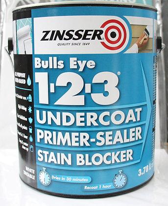 Zinsser Bulls Eye 1.2.3 3.78Lt