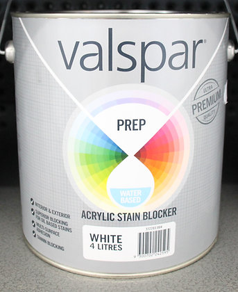 Valspar Stain Blocker 4L