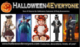 Halloween4everyone website