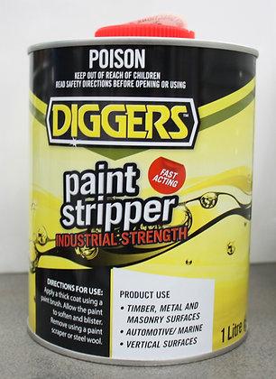 Diggers Paint Stripper 1Lt