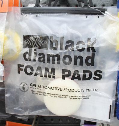 Black Diamond foam pads 76mmx25mm