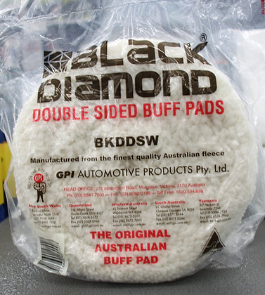 Black Diamond Buff Pad- double sided