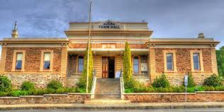 Burra Town Hall