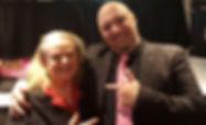 Glenn Twiddle & Jenny Loftes Sydney 2015