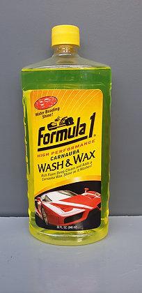 Formula 1 Carnauba Wax Liquid