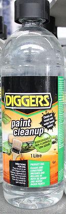 Diggers Paint Clean Up 1Lt
