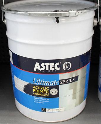 Astec Ultimate Series. Interior Primer Undercoat 20Lt